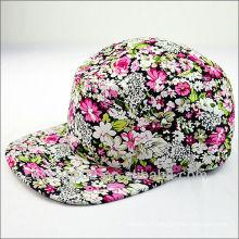 Fleur 5 chapeaux de panneaux