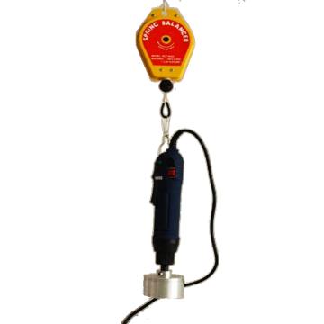 1.5kg Zhongmei Plastic Juice Glass Bottle Capping Sealing Machine