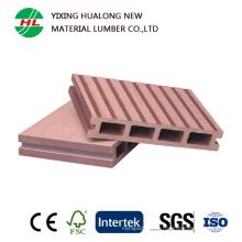 Placas ocas do decking do WPC (HLM35)