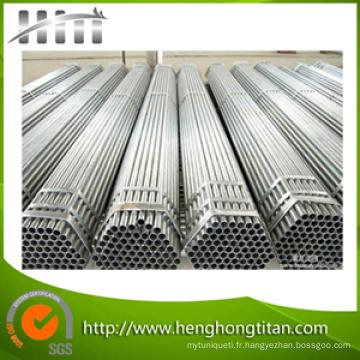 Chine Fournisseur 300mm Diamètre Tuyau D'acier ASTM A53 En Acier Au Carbone Pipe Prix Tuyau Tube / Tube En Acier 8