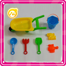 Plastic Beach Car Set Beach Bucket Kids Toy
