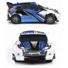 4WD rc truck 2.4G 1:18 scale full proportional high speed rc car