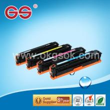 Cartucho de tóner compatible hp ce310 para hp 1025