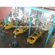 10T / H équipement d'huile de palme continue et automatique (clé en main pour la chaîne de production entière dans le meilleur fabricant)