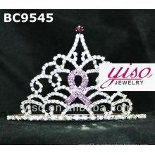 Encantadoras coronas de diamantes