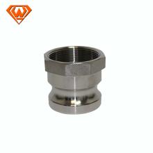 Tuyau flexible en acier inoxydable Raccord rapide Type C Coupleur