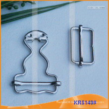 Bottle Gourd Belt Buckel Blank KR5149