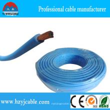 UL83 de un solo cable multi-filamento AWG 12 Thw Cable, Ningbo Shanghai