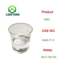 Kosmetisches Sonnenschutzmittel Octyl 4-Methoxycinnamat OMC cas 5466-77-3