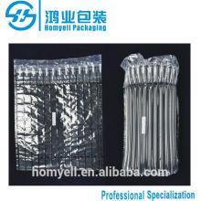 air pouch packaging for toner cartridge HP4129/7516,packing air pillows,air filled bags