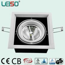 15W LED AR111 Fixação LED Downlight 1000lm