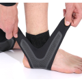 Perlindungan Perban Ganda Ankle Wraps / Ankle Support