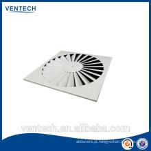Difusor de redemoinho de ar condicionado