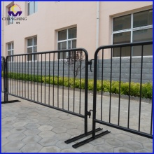 Portable galvanized keluli Traffic Barrier