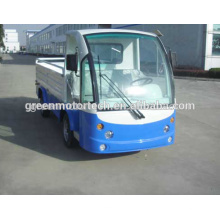 Newest electric mini van truck with platform for sale with CE certificate from China China
