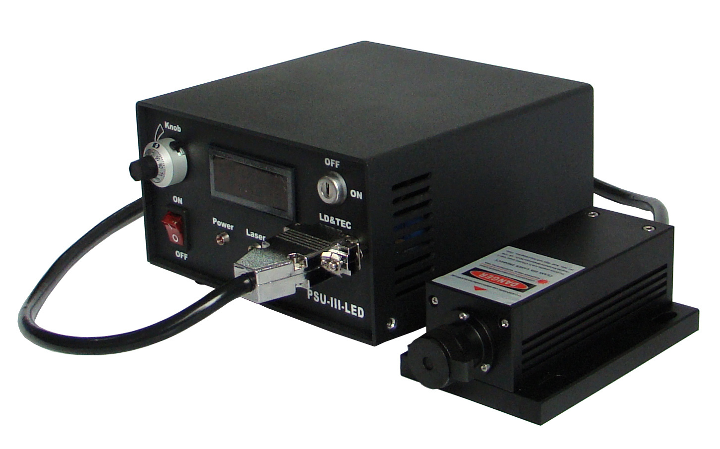 Violet High Power Stability Laser