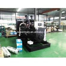 600kw big CHP diesel generator set with shangchai engine