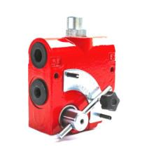 manual flow control valve