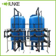 Filtre mécanique d'acier inoxydable / filtre de carbone de sable