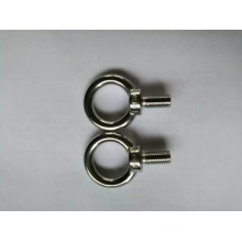 China Manufacturer Stainelss Steel Eye Screw Eye Bolt Nut, Anchor Eye Bolt