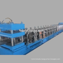 High quality steel fold machine and double layer aluminum roof panel roll forming machine for sale