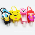 Colorful 3D Cute Perfume Set Silicone sinitizer holder