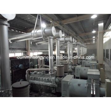 6300V High Voltage AC Alternator (JFG5002-6/6300 800kw)