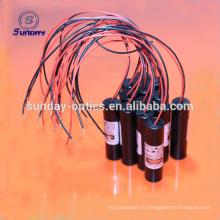 Module laser Croix Bleue 405nm 1mw 5mw 10mw 22mmx110mm