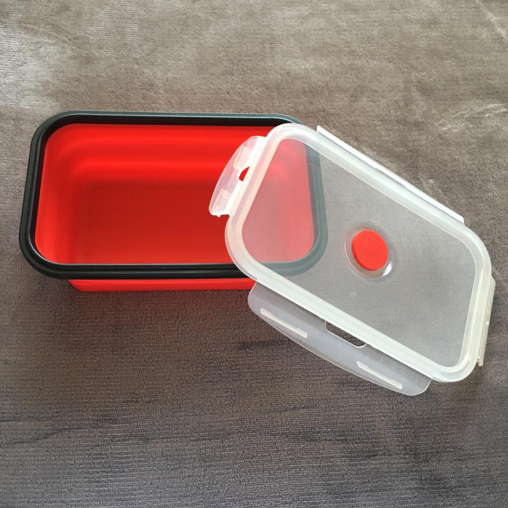 Sanitary Silicone Lunch Box