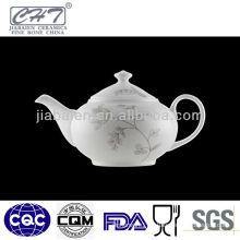 A053 Good quality ceramic restaurant tea pots teapot