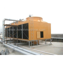 500t Large Capacity Cross Flow Cooling Tower