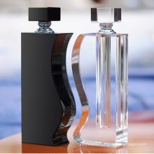 Innovative Crystal Glass Perfume Bottle for Wedding Gift