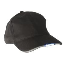 Таможня вела бейсболки шляпа со светодиодными огнями
