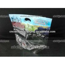 Sacos de empacotamento plástico barato do alimento