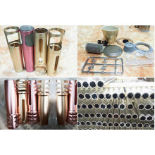 CNC Lathe Parts for Microphone