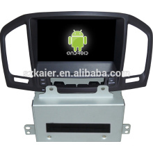 Android 4.2 OS voiture multimédia pour Opel Insignia / Buick Regal avec GPS / Bluetooth / TV / 3G / WIFI