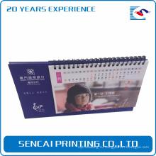 Красочные печати специальная бумага печати календаря рекламных бюро