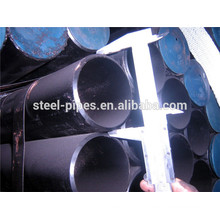 Oil steel pipe and st35.8 seamless carbon steel pipe