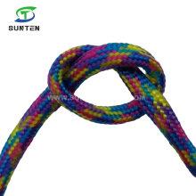 PP/PE/Polypropylene/Polyester/Polyamide/Nylon/Plastic/Climbing/UHMWPE/Fishing/Static/Twisted/Mooring/Marine Safety Braid/Braided Rope