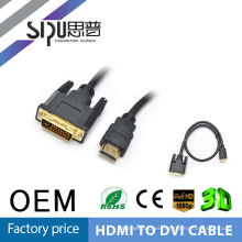 Cable db9 SIPUO extensor de dvi dvi cable dvi al cable de av