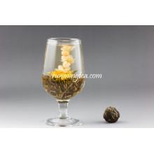 Oriental Beauty Black Flowering Tea Balls