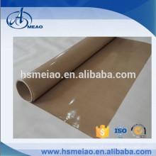 Feito em China Teflon PTFE Suavidade tecido de tecido de fibra de vidro revestido