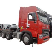SINOTRUK Diesel Engine 299hp HOWO A7 Tractor Truck Price
