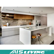Muebles ULTRAVIOLETA de los muebles de cocina del precio de fábrica de Foshan (AIS-K381)