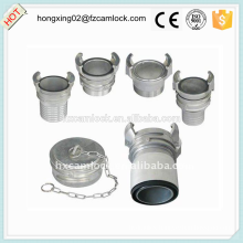 Aluminum guillemin coupling, french guillemin coupling
