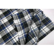 2016 Fashion Check Design Wholesale Yarn Dyed Fabric