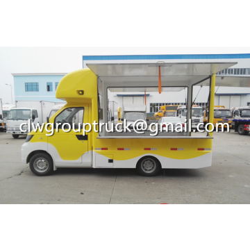 JAC Bensin / NGBi-Fuel Mobile Vending Vehicle