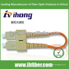 SC MM Faseroptik Loopback
