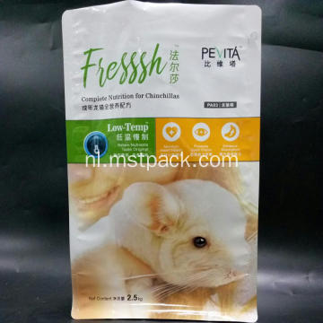 Box Pouch Voor Pet Food Packaging Bag