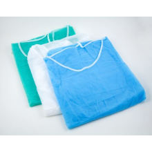 Barato Disposable Isolation Gown Alta Qualidade